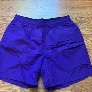 Ralph Lauren Purple Bathing Suit